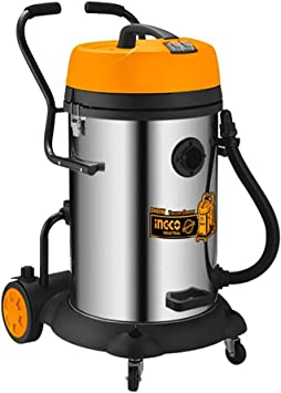 Ingco - Aspirador Industrial 75 Lts 2400W Vc24751: Amazon.es ...