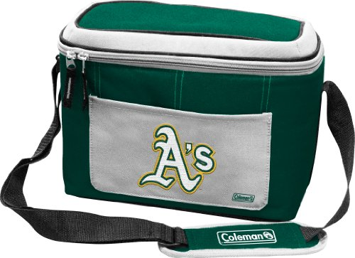 MLB Athletics 12 Can Soft Sided Cooler