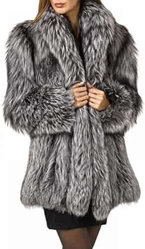 871a76ac5 Shopping 4 Stars & Up - Fur & Faux Fur - Coats, Jackets & Vests ...