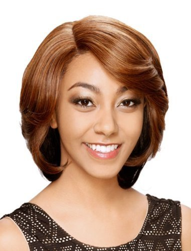 Hollywood SIS Invisible Top Part Lace Front Wig IV-LACE H HEATHER - Heather Front
