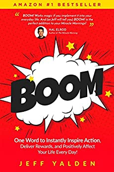 BOOM Instantly Inspire Deliver Positively ebook