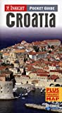 Front cover for the book Croatia Insight Pocket Guide by Jane Foster