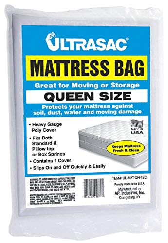 Mattress Bag, Full/Queen, 2 mil