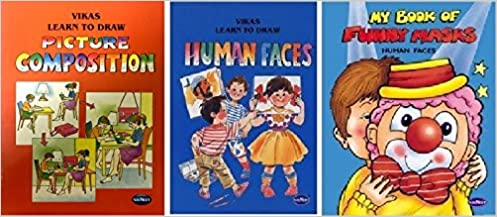 Buy Lean to draw and make human faces and mask Book Online at Low