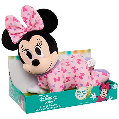 51096a15t6L - Disney Musical Crawling Minnie Plush