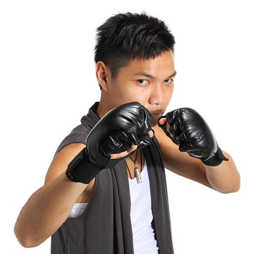Pro Bag MMA UFC Pro Ultimate Half Fight Grapple Punching Bag Half MittsボクシンググローブFitness B00HTWW3WK, denude:662ac6cc --- capela.dominiotemporario.com