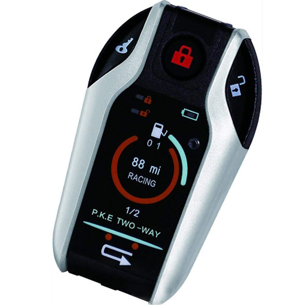 Alarme /à Distance bidirectionnelle de traqueur de Voiture en Temps r/éel de dispositifs de s/écurit/é pour la Moto Xuanyang Dispositif Anti-vol de