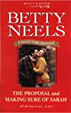 img - for The Proposal: AND Making Sure of Sarah (Betty Neels Collector's Editions) book / textbook / text book