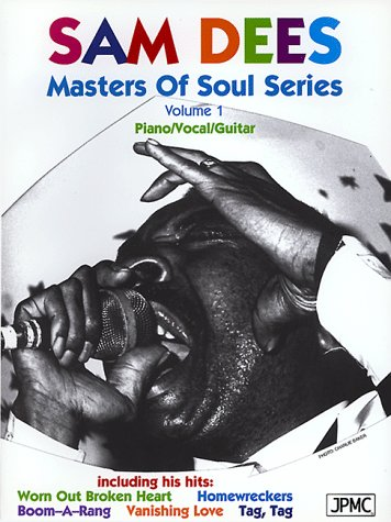 Sam Dees (Masters of Soul Series , Vol 1) Sam Dees