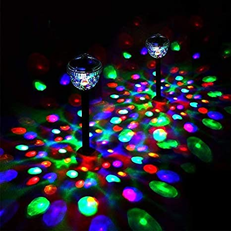 Icoco 7 Color Led Underwater Floating Bulb Light For Baby Bath Tub Toy Swimming Pool Garden Party Disco Show Spa Tub Bathroom Lights & Lighting Led Lamps