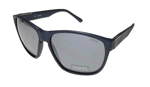 Gafas de sol hombre calibre 61 pasta - marino/gris: Amazon ...