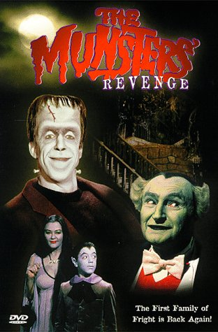 The Munsters' Revenge - Kc Plaza