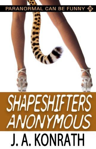 Shapeshifters J Konrath ebook