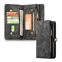 Samsung Galaxy S10/S10 +/S10e Magnetic Detachable Phone Case Wallet