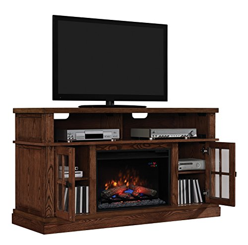 ClassicFlame 26MM9740-O128 Dakota TV Stand for TVs up to 65