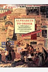 Alphabets to Order: The Literature of Nineteenth-Century Typefounders' Specimens