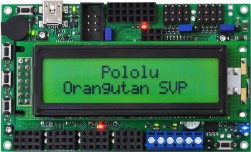 Orangutan SVP-324 Robot Controller by Pololu
