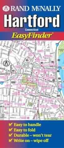 Shopping rand mcnally world atlases maps reference books easyfinder hartford rand mcnally easyfinder gumiabroncs Choice Image