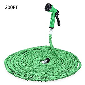 Amazoncom YOOYOO 200FT Expandalble Garden Hose Water Pipe with