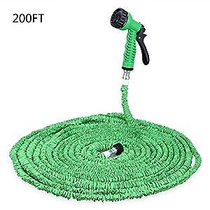 Amazoncom YOOYOO 200FT Expandalble Garden Hose Water Pipe with
