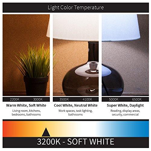 Sunlite 50AR70/SP/12V 50-Watt Halogen AR70 Aluminum Reflector Bulb, Aluminum by Sunlite (Image #3)