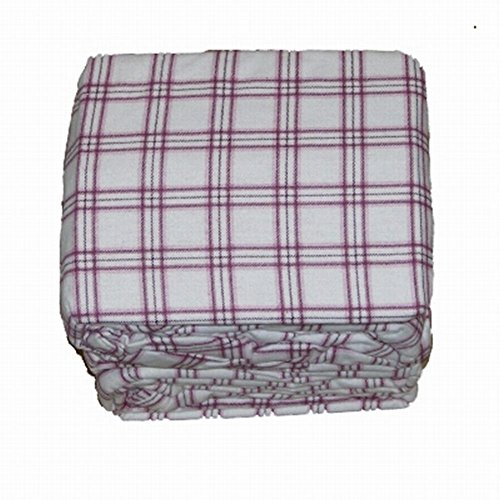 Home Flannel Sheet Set Pink Windowpane Plaid Full Bed Size Sheets - Flannel Target Sheets