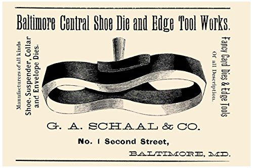 Baltimore Central Shoe Die (Buyenlarge