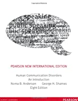 Human Communication Disorders: Pearson New International Edition: An Introduction, 8th Edition Front Cover