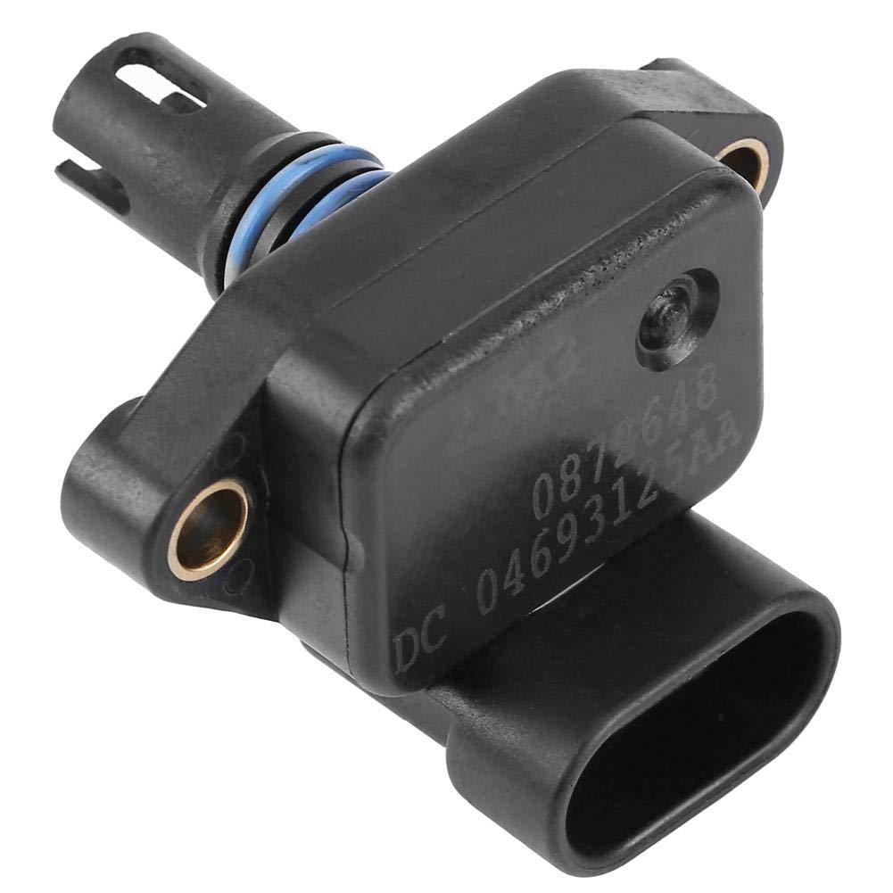 KIMISS Manifold Absolute Pressure Sensor Car Manifold Air Absolute Pressure MAP Sensor for Mini Cooper One R50 R53 04693125AA