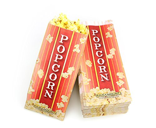 popcorn bags 100 - 2