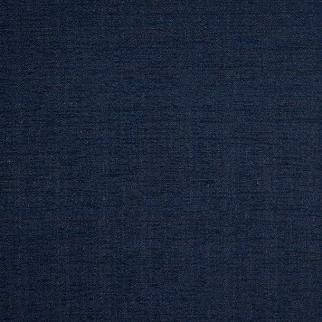 Tela ignífuga para Muebles, diseño inglés, Color Azul, Tela ...
