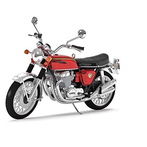 Hallmark Keepsake Christmas Ornament 2018 Year Dated, Honda Motorcycles 1969 CB750, Metal (Christmas 1972 Ornaments)