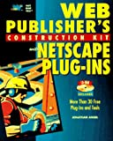 img - for Web Publisher's Construction Kit with Netscape Plug-Ins with CDROM book / textbook / text book