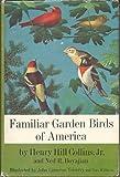Familiar Garden Birds of America, Henry H. Collins and N. R. Boyajian, 0060706910