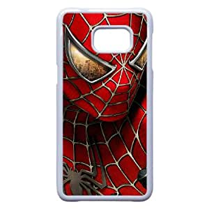 Samsung Galaxy S7 Phone Case White Movie Spider Man Case Cover PP7U373641
