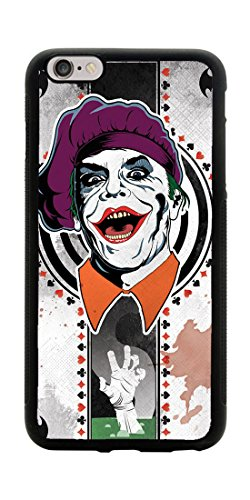 VUTTOO Case for Apple iPhone 7 Plus 5.5inch Only (NOT FIT 4.7inch) - Joker Card Case - Shock Absorption Protection Phone Cover Case