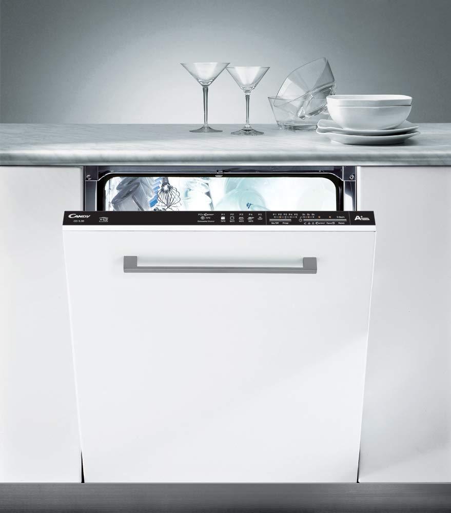 Candy lavavajillas intgrable cdi 1l38 clase a+: 263.15: Amazon.es ...