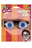 Smiffy's Droopy Eye Specs with Metal Spring