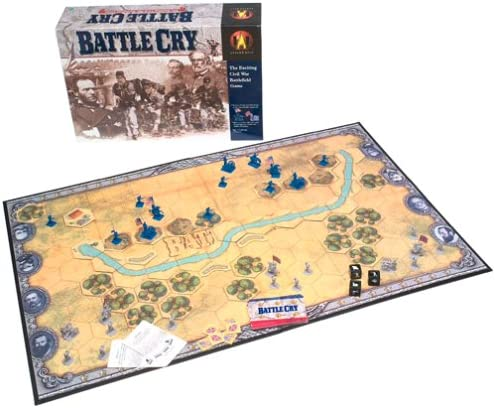 Avalon Hill Battle Cry: Amazon.es: Juguetes y juegos