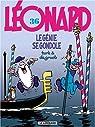 Léonard, Tome 36 : Le génie se gondole par de Groot