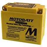MotoBatt Automotive Replacement Batteries