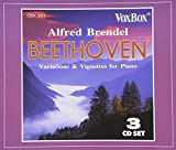 Classical Music : Beethoven: Variations and Vignettes for Piano