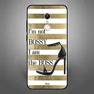 Xiaomi Redmi 5 I am not bossy i m the boss