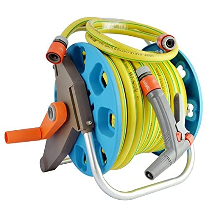 Wonderland Eagle 30 Meter (100 Feet) Portable Water Hose Set With Spray Gun
