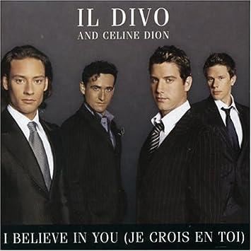 amazon i believe in you il divo celine dion 輸入盤 音楽