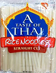 Taste Of Thai Noodle Rice Linguine