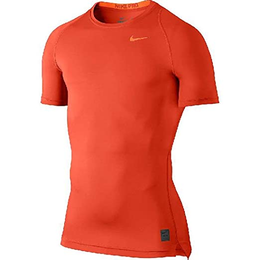 d24f2ccead45b NIKE Men s Pro Cool Compression Shirt Tee Dri-Fit at Amazon Men s Clothing  store