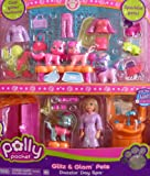 Polly Pocket Glitz and Glam Pets Dazzlin' Day Spa Playset (2007), Baby & Kids Zone