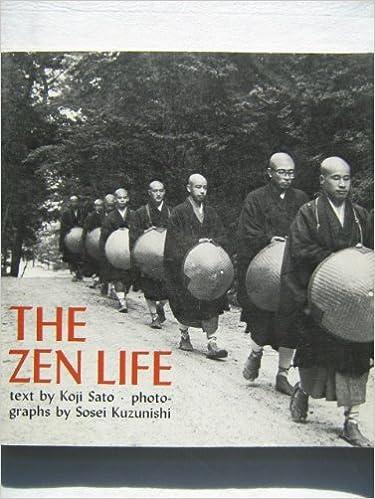 Book The Zen Life by Koji Sato (1984-11-05)