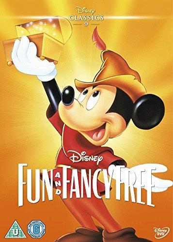 Fun and Fancy Free [DVD] B01I06NN4U